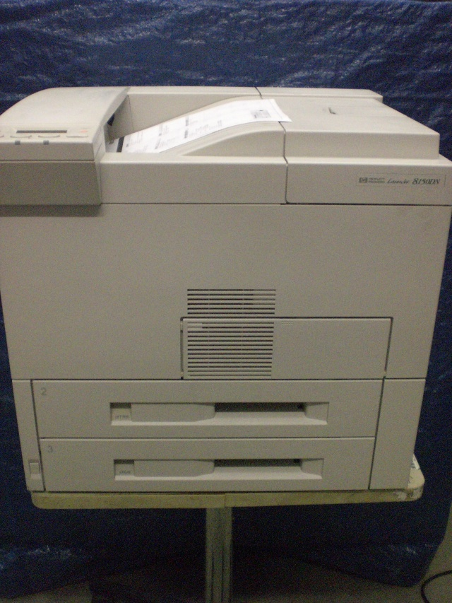 laserjet network printer
