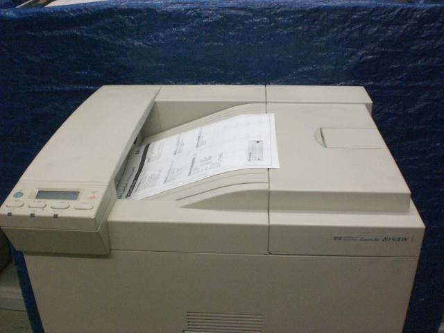 HP Laserjet 8150DN Network Ready