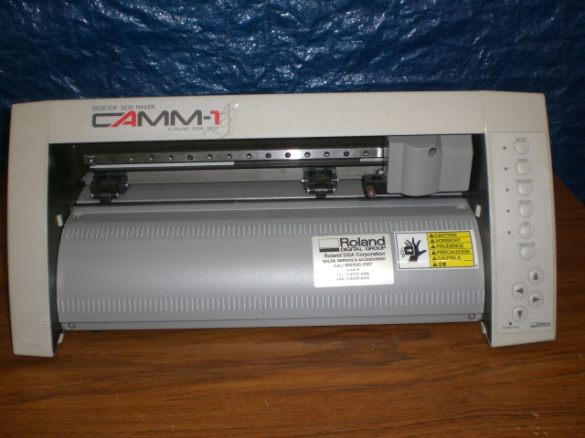 roland camm 1 pnc 910 desktop sign maker vinyl cutter 0