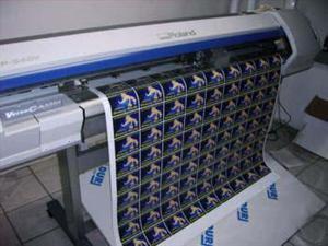 Roland Versacamm Sp 540v 54 Quot Printer Cutter