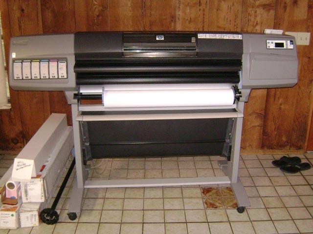 Used HP Designjet 5500 42