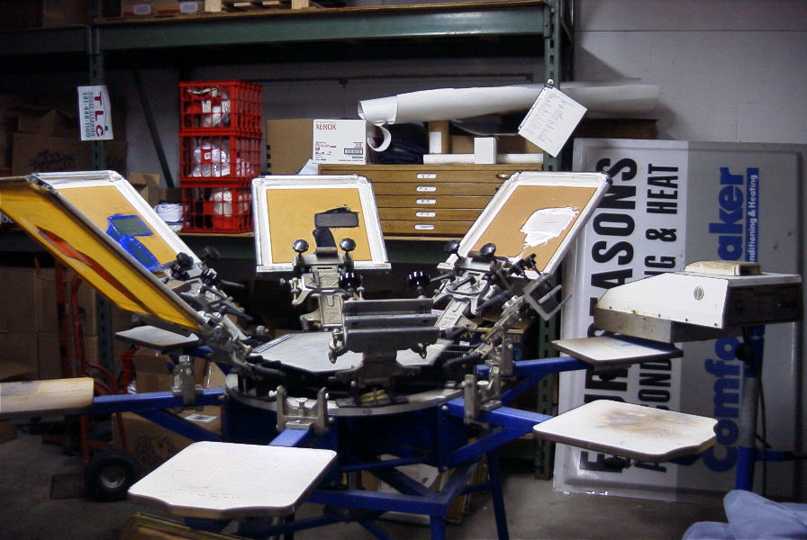 Screen Printing Equipment Amp Accessories For Sale