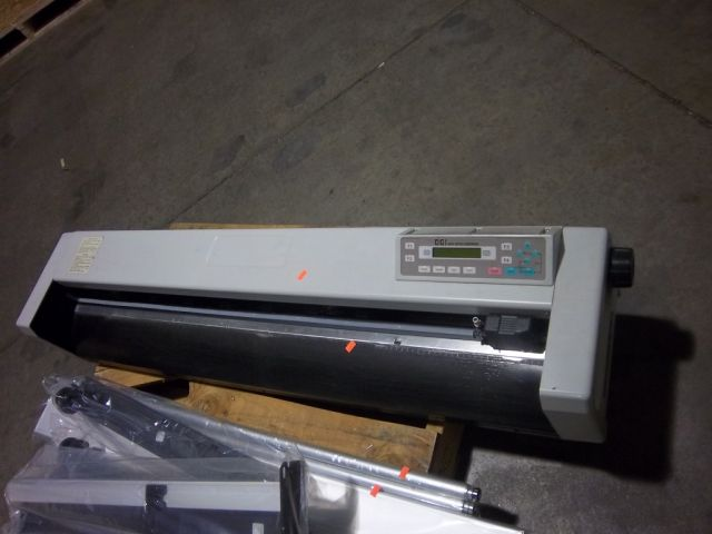 Dgi Om 100 40 Quot Cutter Plotter For Vinyl Signs Amp Window Tinting