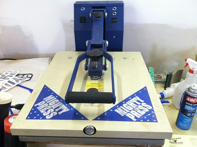 Heat Press Numbers