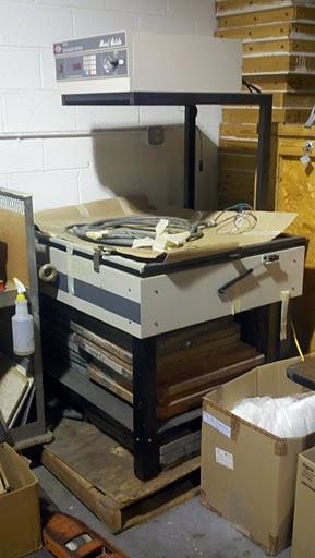 Nuarc 40 1ks Metal Halide Exposure Unit 41x31 1 700 00