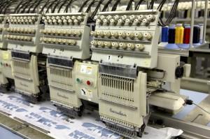 Barudan Embroidery Cap Machine 15 Heads 15 Needles