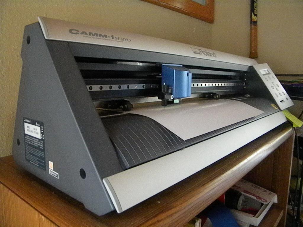 Roland Vinyl Cutter GX-24 - MINT