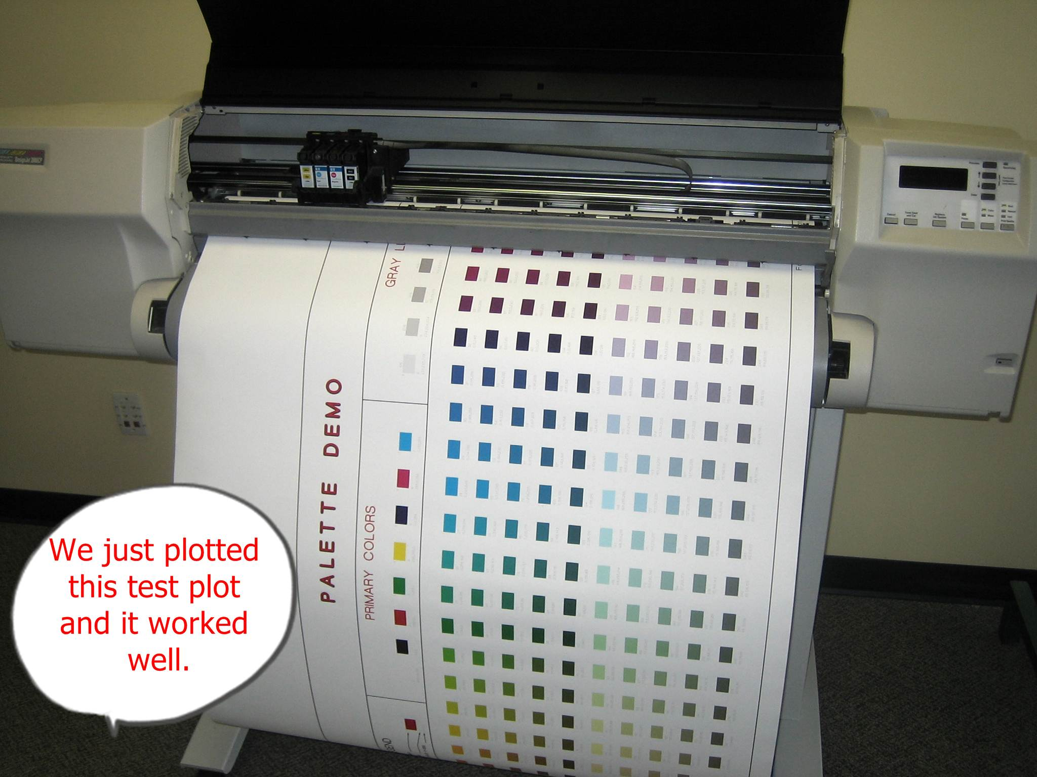 Plotter Printer Images Printer-hp-plotter-sale