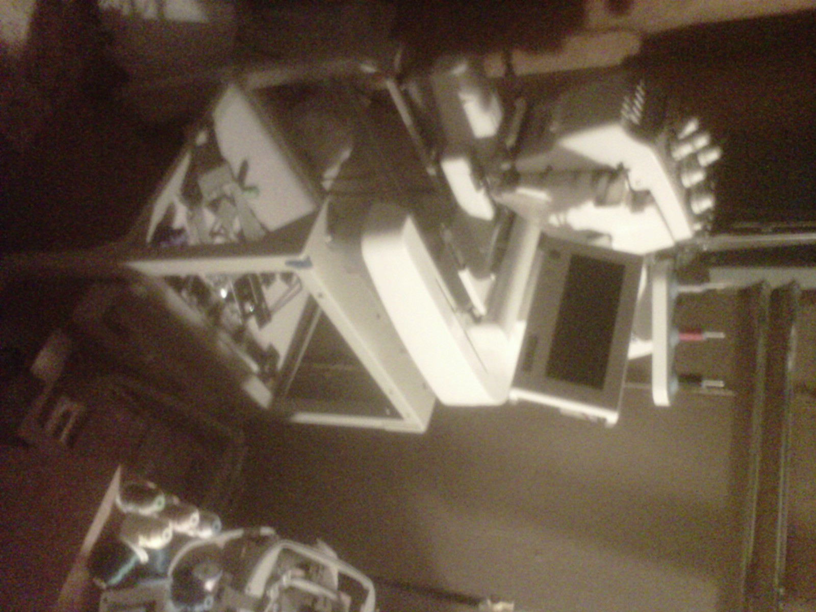 Hat Embroidery Machine For Sale >> Brother pr 600 with stand and cap/hat add on
