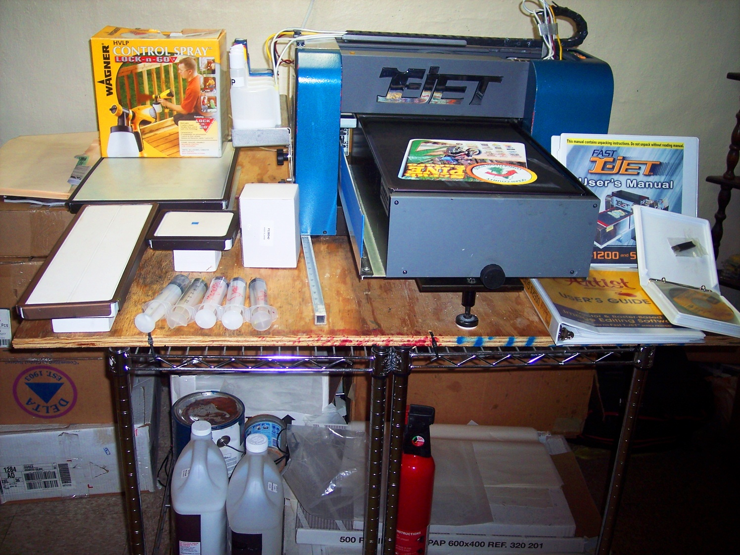 Direct To Garment Printer For Sale
