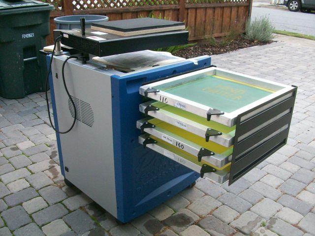 Press a Print Screen Printing