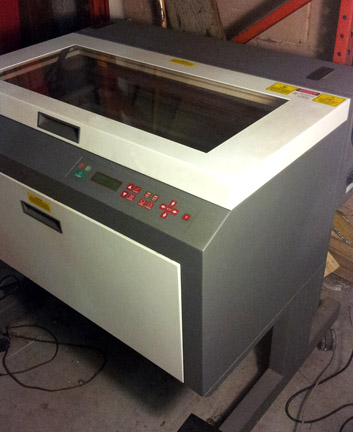 roland laser engraving machine