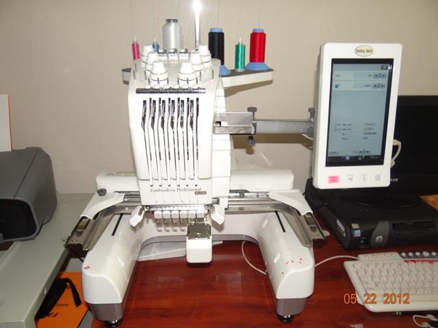 Babylock Bmp9 Machine Same As Pr650