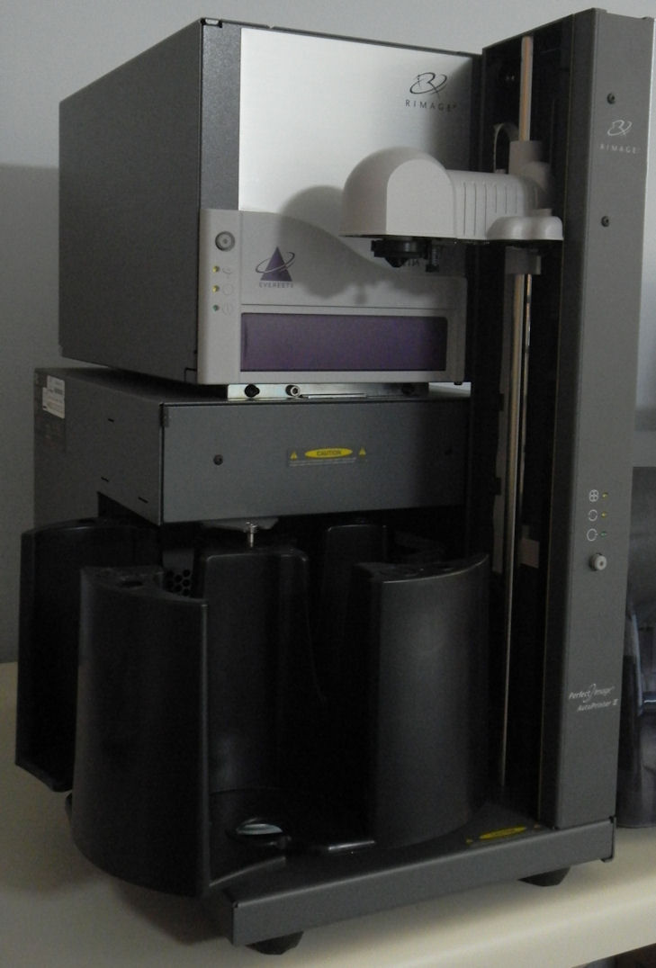 Cd Amp Dvd Duplication And Digital Photo Printing Equipment