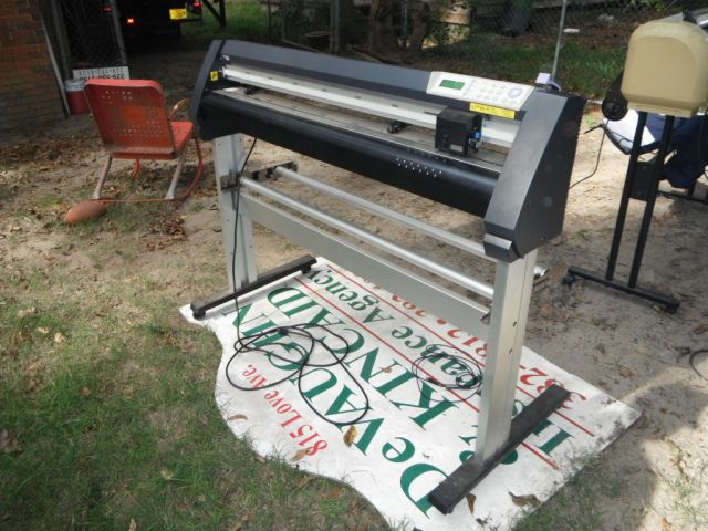 "Smith Auto Sales >> PrismJet Extra 38"" w/ Vinyl Express 42"" Plotter"
