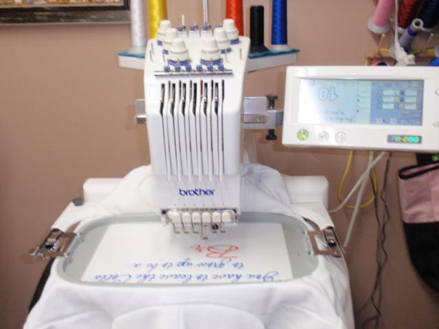 pr600 embroidery machine for sale