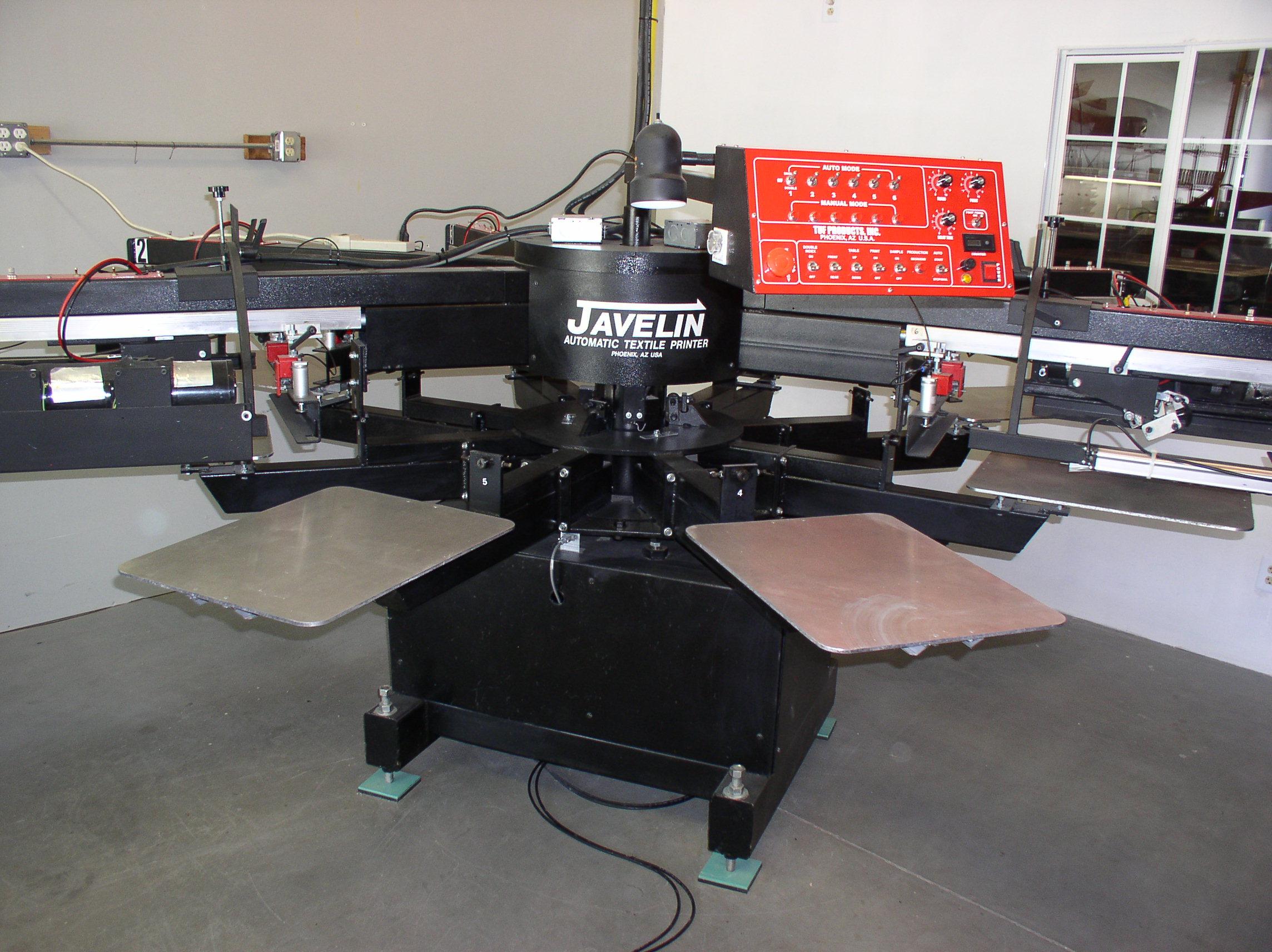 2007 Javelin Pro 6 8 Workhorse Dryer Chiller