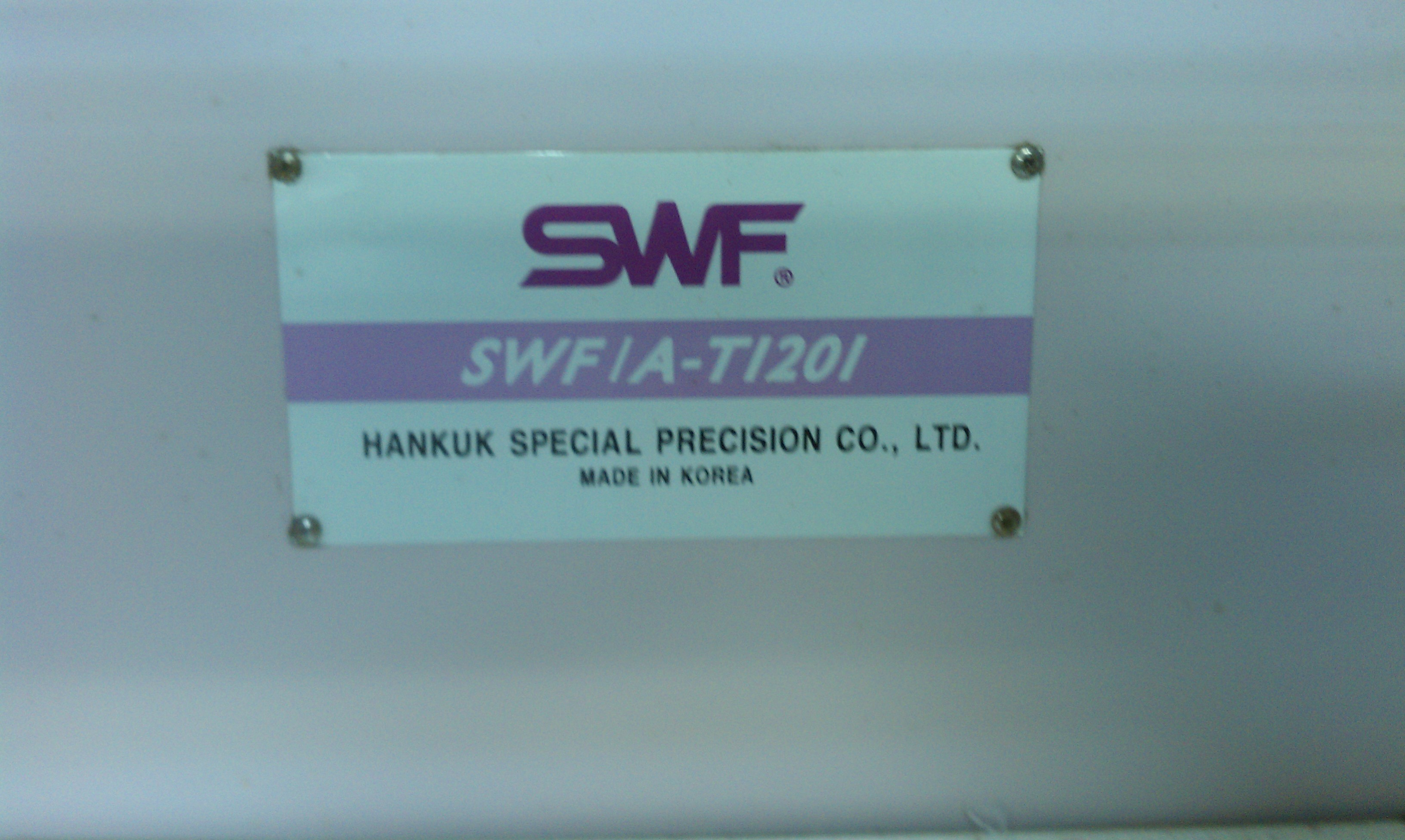 Swf Single Head Embroidery Machine 12 Needle Extras 8500