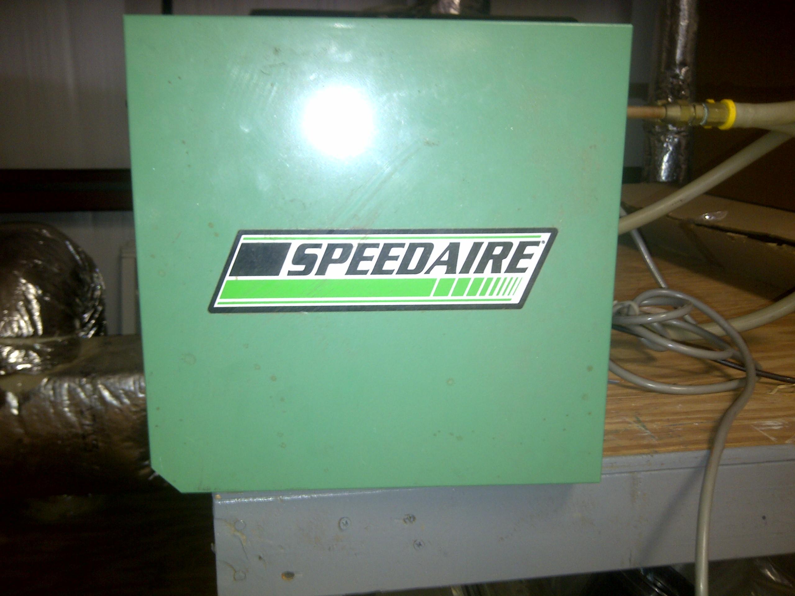 Speedaire Chiller