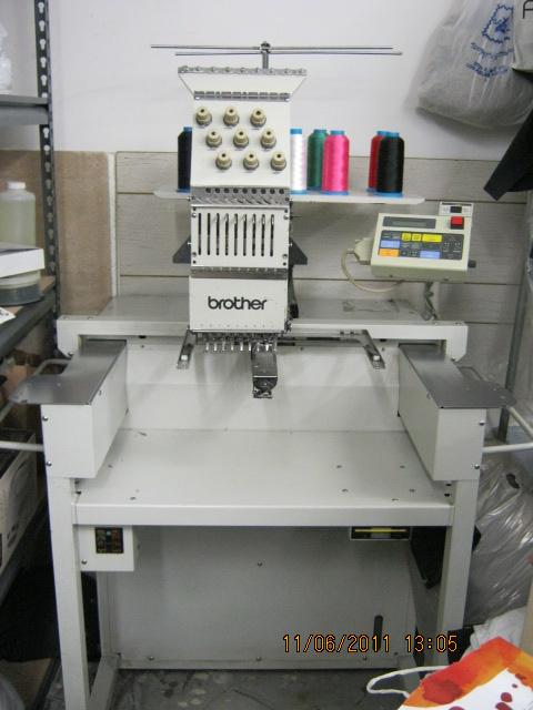 bas machine