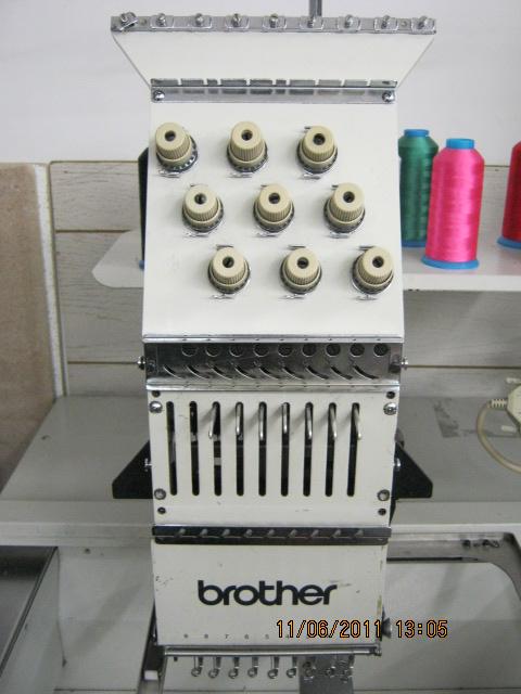brother bas 415 parts manual