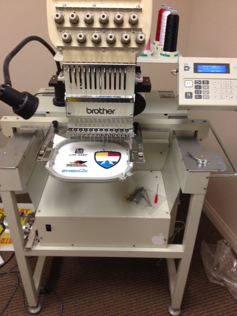 Brother Commercial Embroidery Machine Singlehead