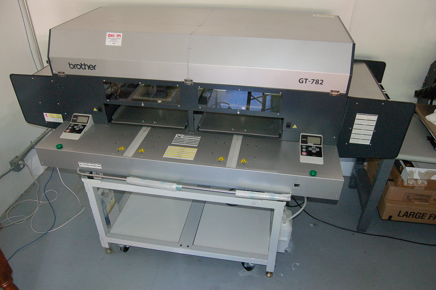 Direct to garment printer for sale used