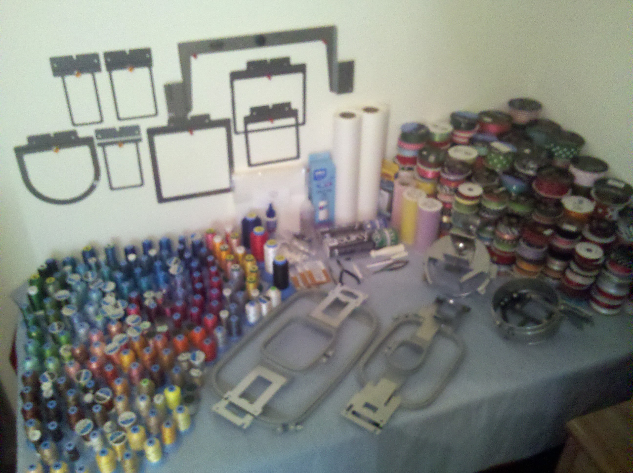 brothers embroidery machine for sale