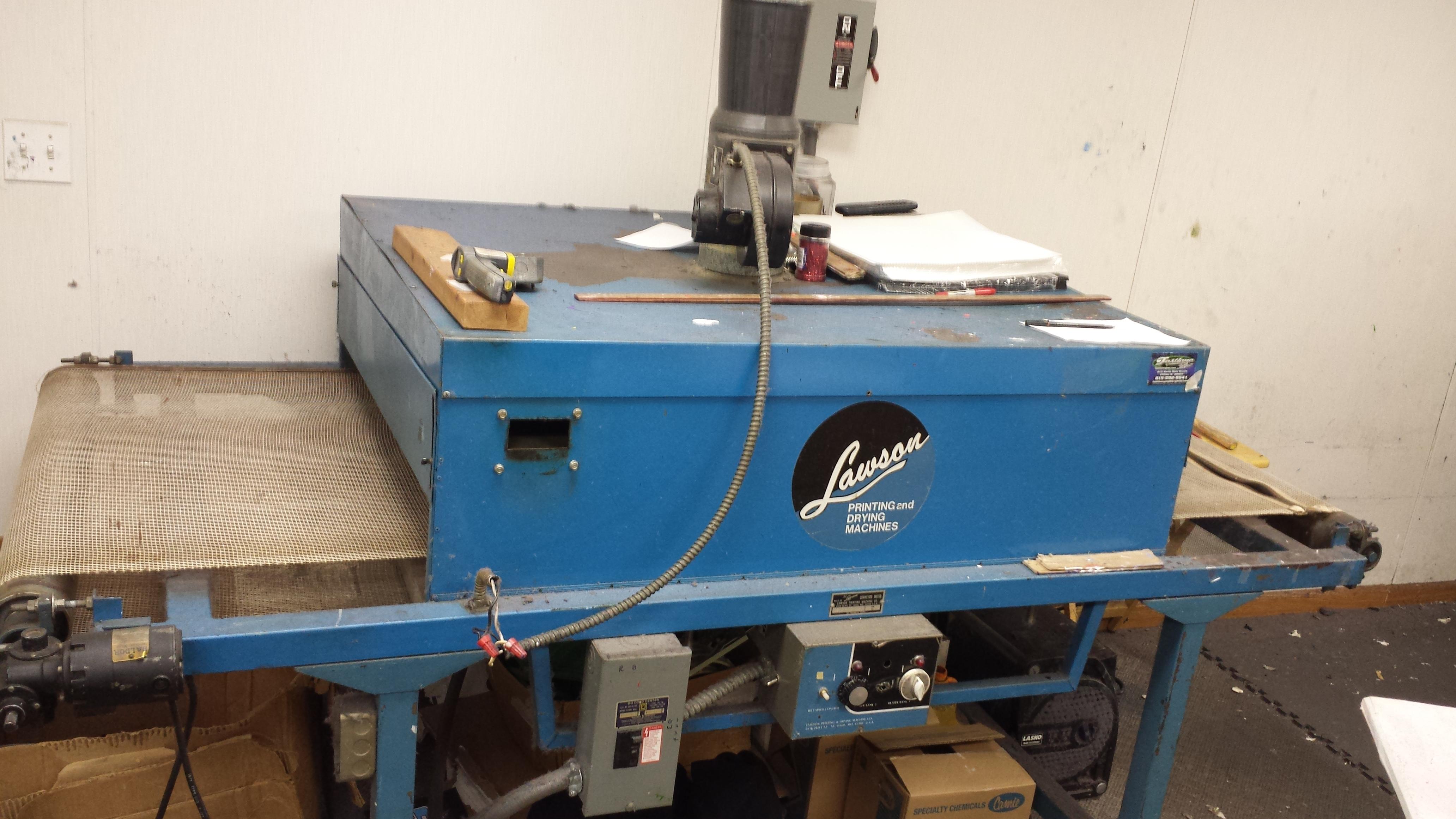 Lawson Conveyor Dryer