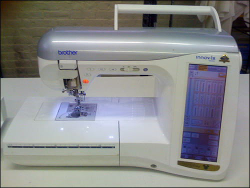 Brother Innovis 40D Embroidery Sewing Machine For Sale Impressive Brother 4000d Sewing Machine