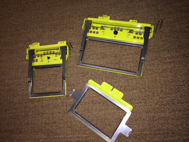 Hooptech Clamping System 5x8 5x11 And 6x5