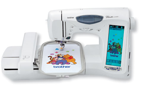 Brother Pacesetter ULT 2003D Embroidery Sewing Machine : embroidery quilting machine - Adamdwight.com