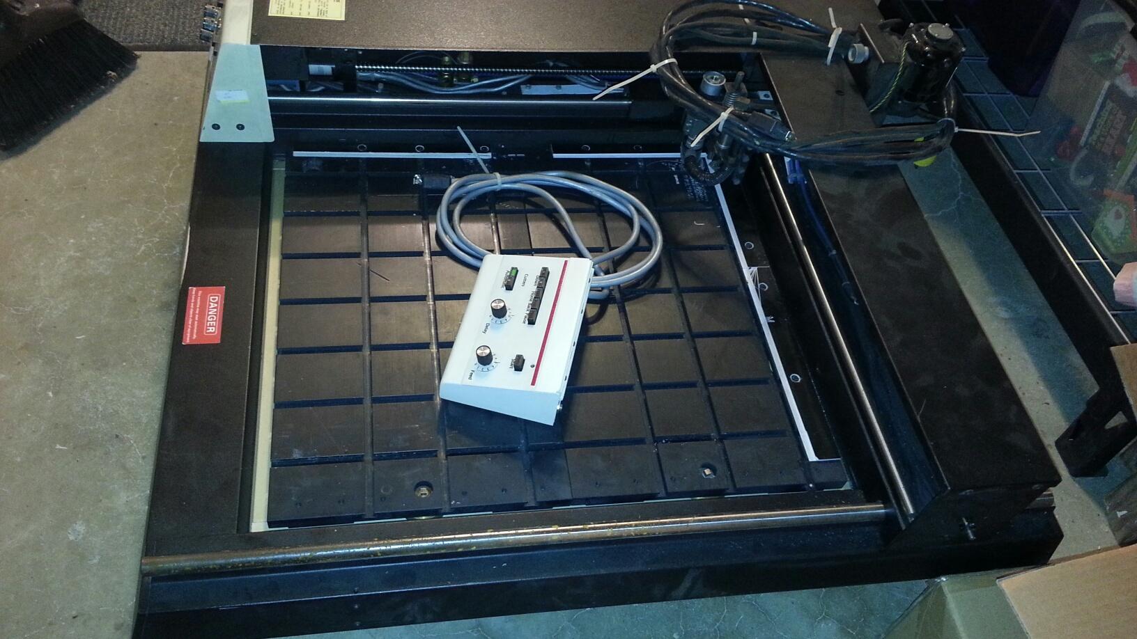 Dahlgren System Two Engraver