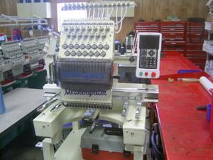 prodigi embroidery machine parts