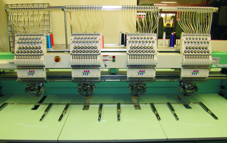used monogramming machine