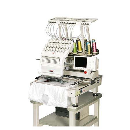 15 needle embroidery machine