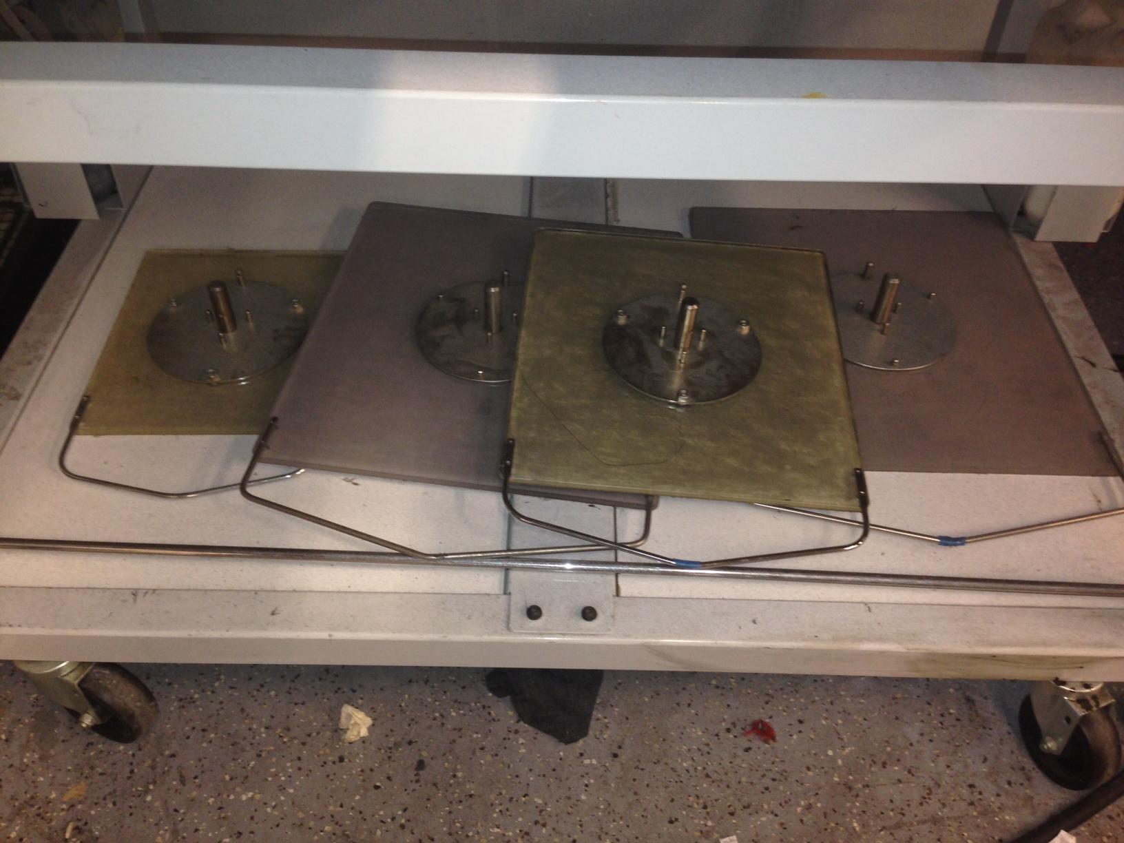 black body conveyor dryer manual
