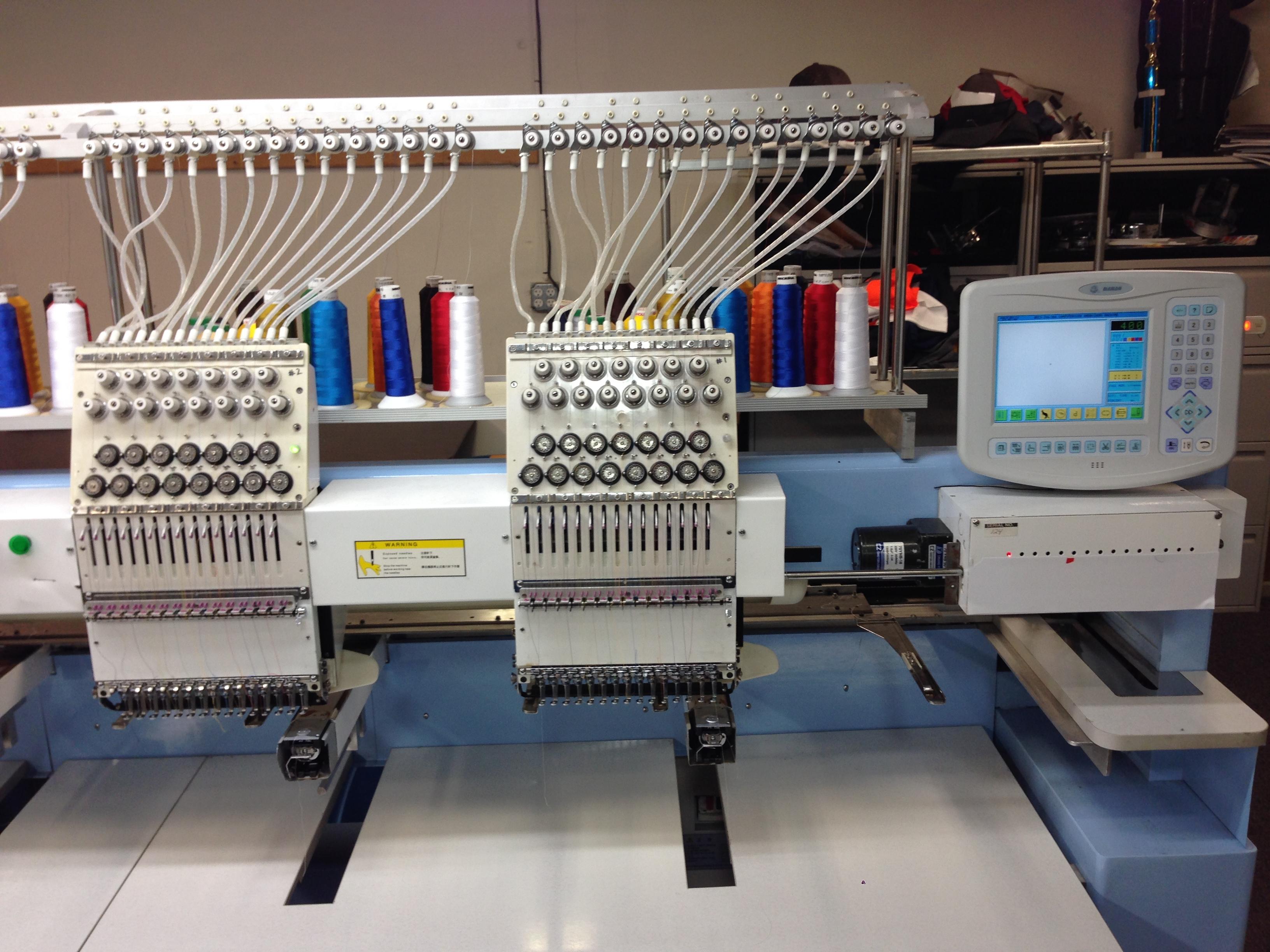 highland embroidery machine