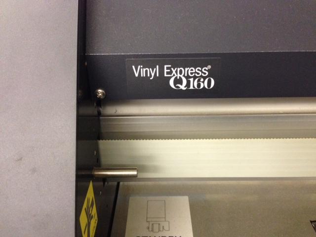 Vinyl Express Q160 Plotter