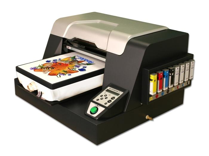 Dtg Printer For Sale >> AnaJet SPRINT: Direct to Garment Printer FOR SALE