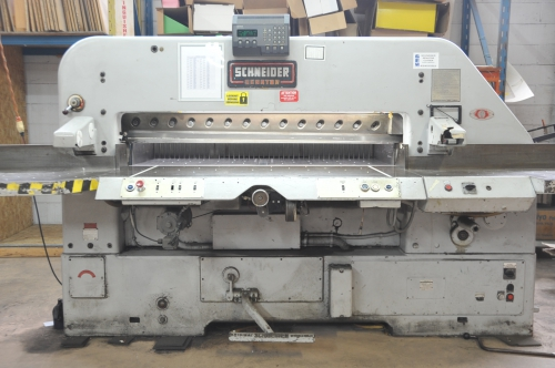 Schneider Senator 155 Cutting Machine