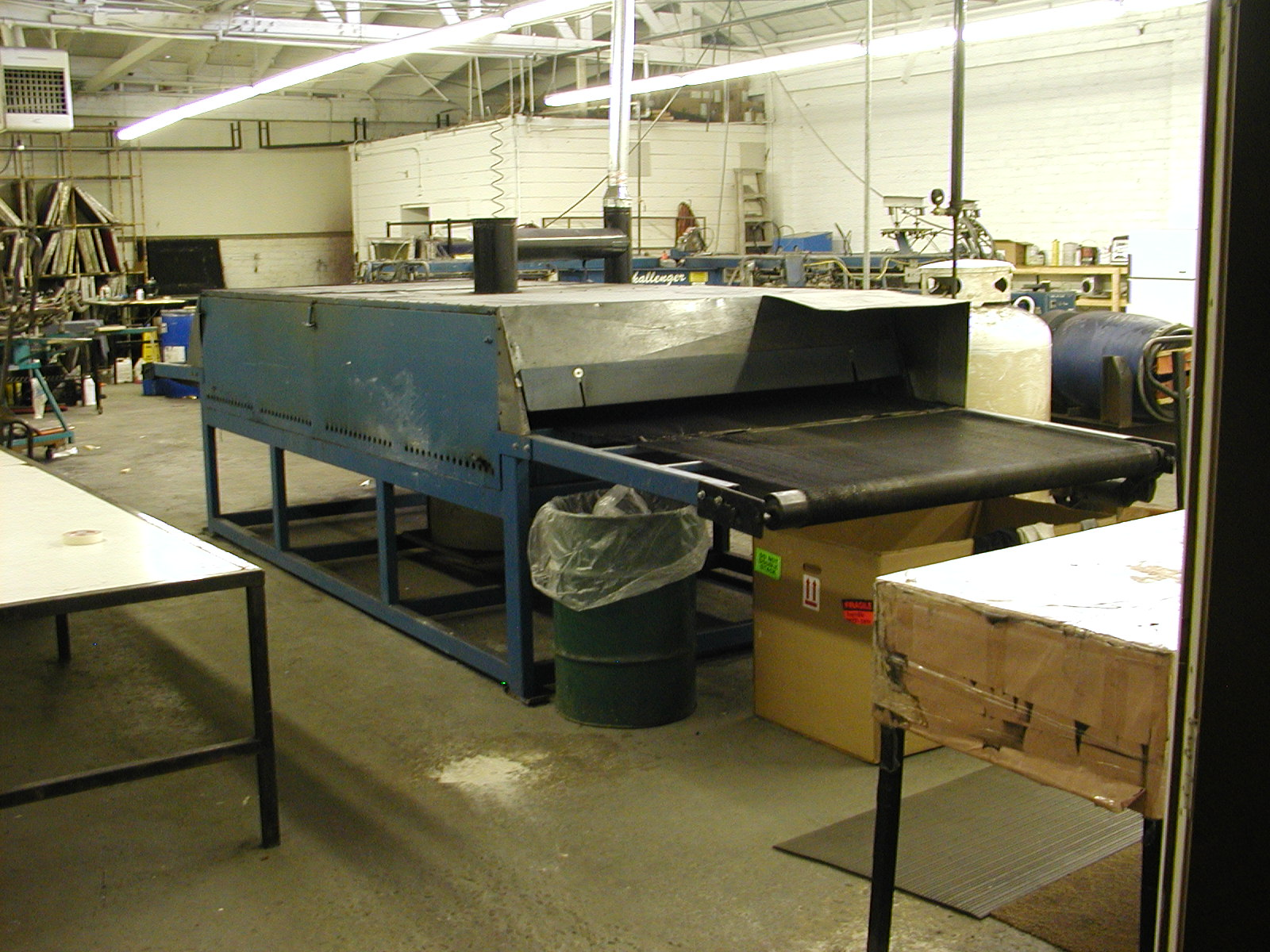 Screen Printing Shop For Sale As A Shop Or Parts And Pieces