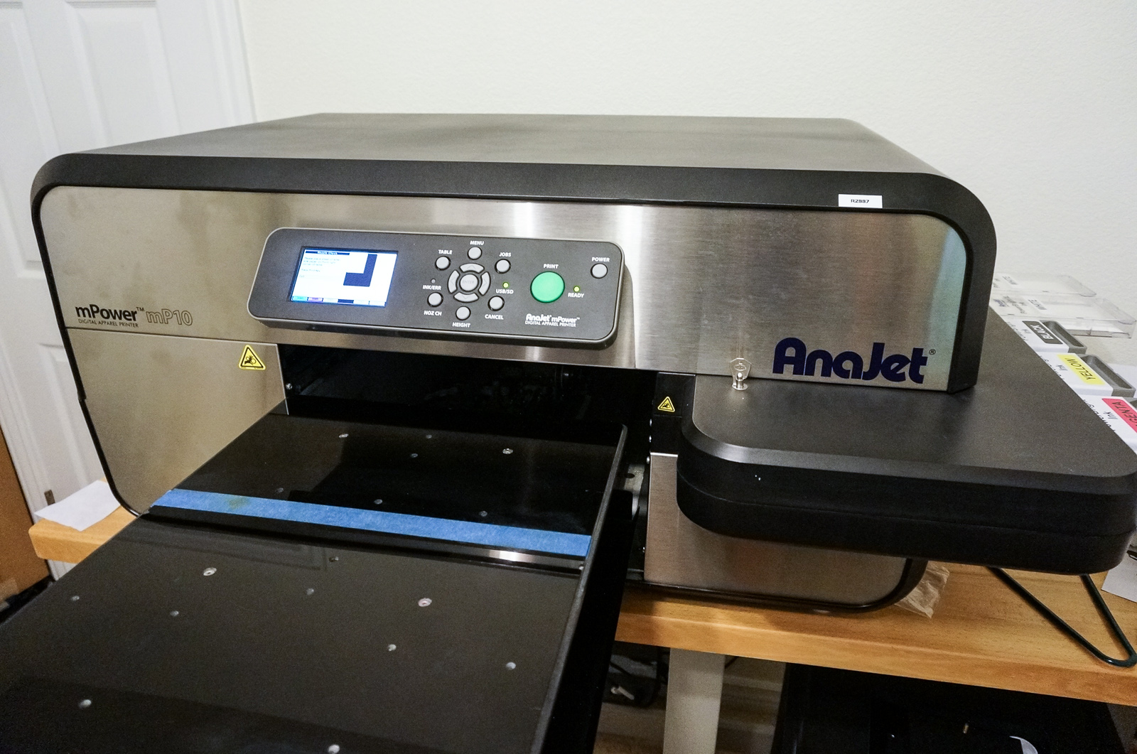 Anajet Mp10i Dtg Printer 9 700