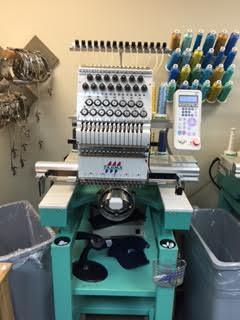Used Embroidery Machines For Sale >> 8 Tajima Neo II for Sale