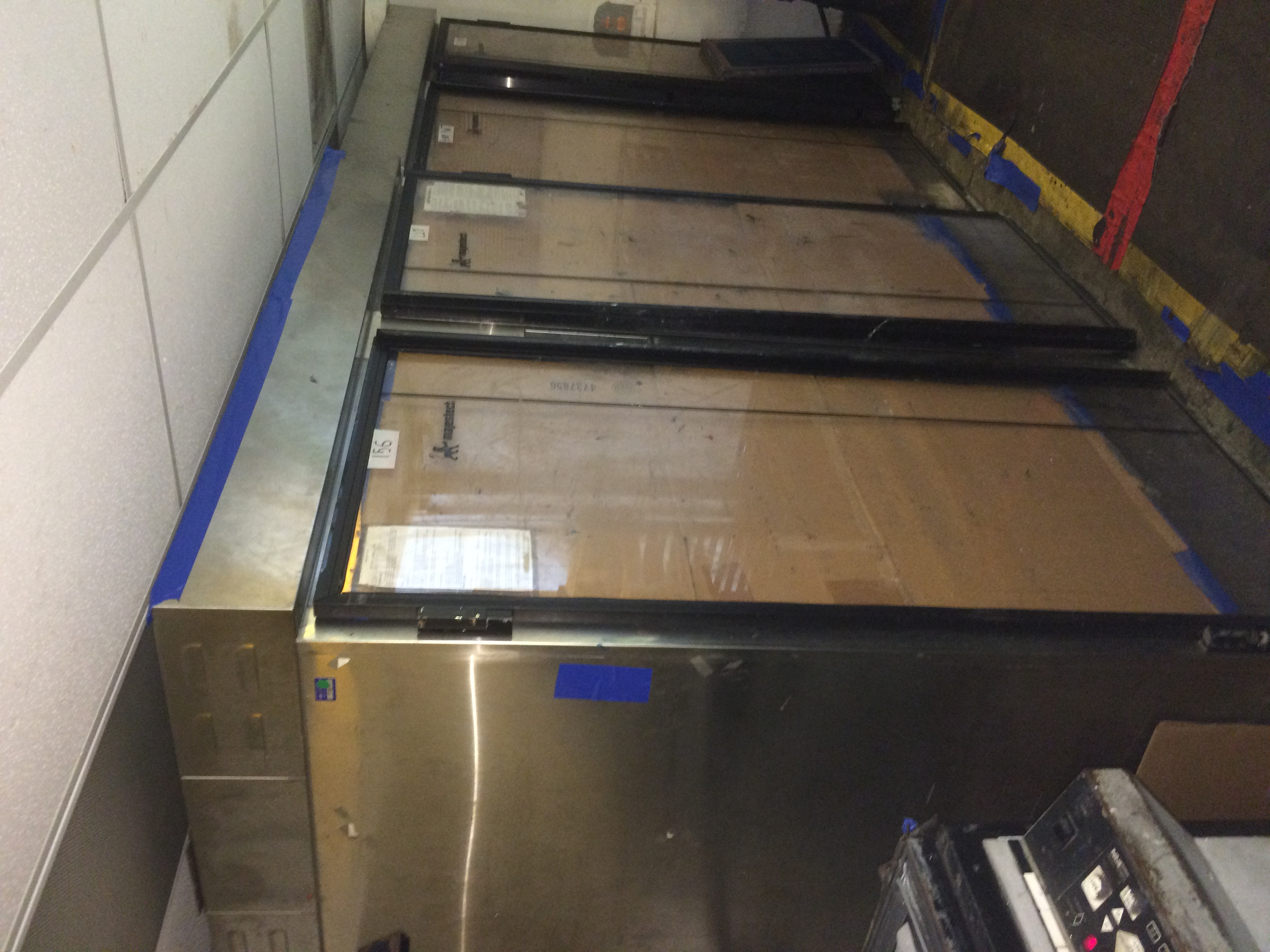Screen Drying Cabinet ~ Majestic large screen drying cabinet