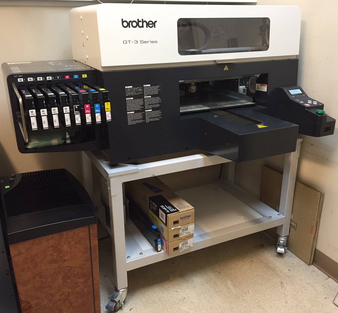 Brother Series Gt 3 Series Dtg Printer And Extras