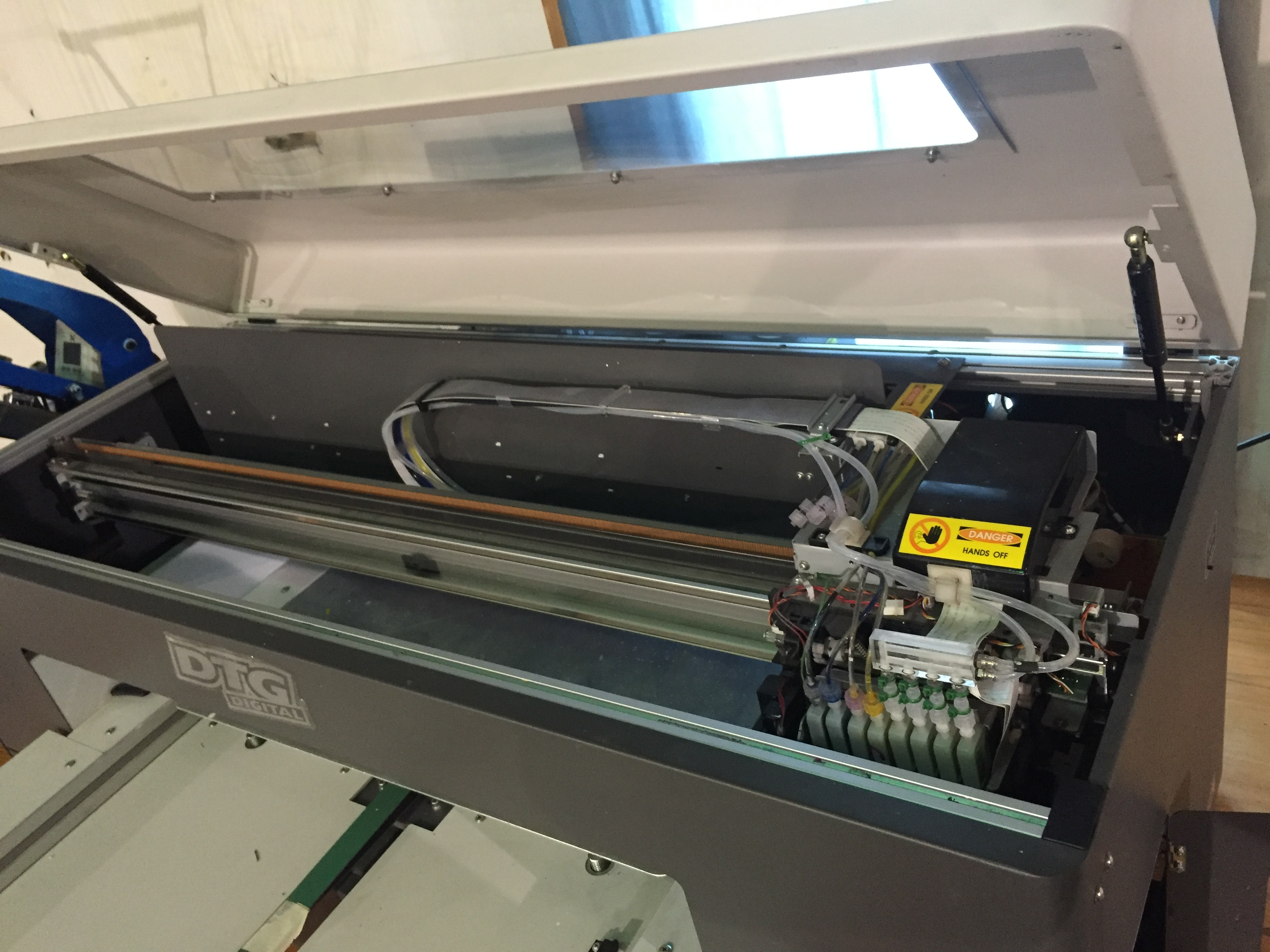 Dtg Printer For Sale >> DTG M2 Direct to Garment Printer $9000