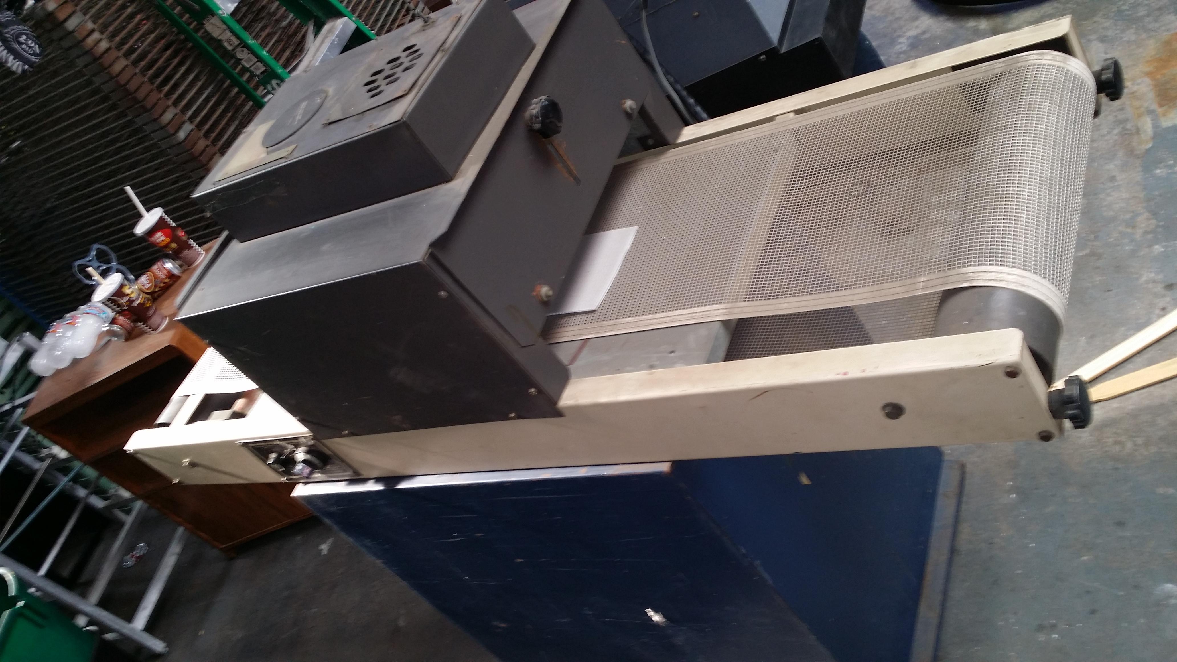 Conveyor Belt Dryer