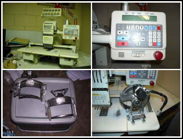 toyota 850 embroidery machine for sale
