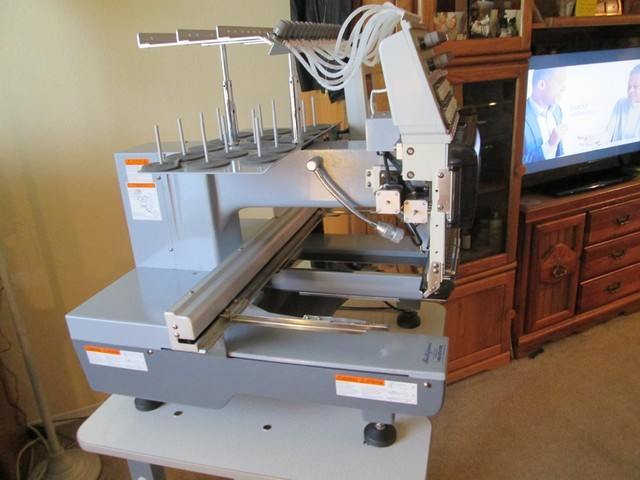 gs1501 embroidery machine